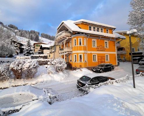 Villa Klothilde gleich neben der Skipiste, Zell am See, Schmittenhöhe